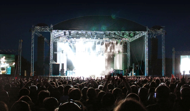 Sms Pa Pa Hire Stage Hire Sound And Lighting